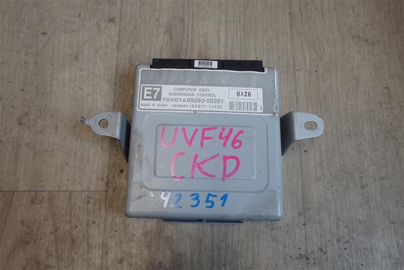 Блок управления подвеской Lexus Ls600Hl UVF46 2UR-FSE 2011
