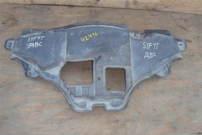 Защита двс Mazda Titan SYF4T RF