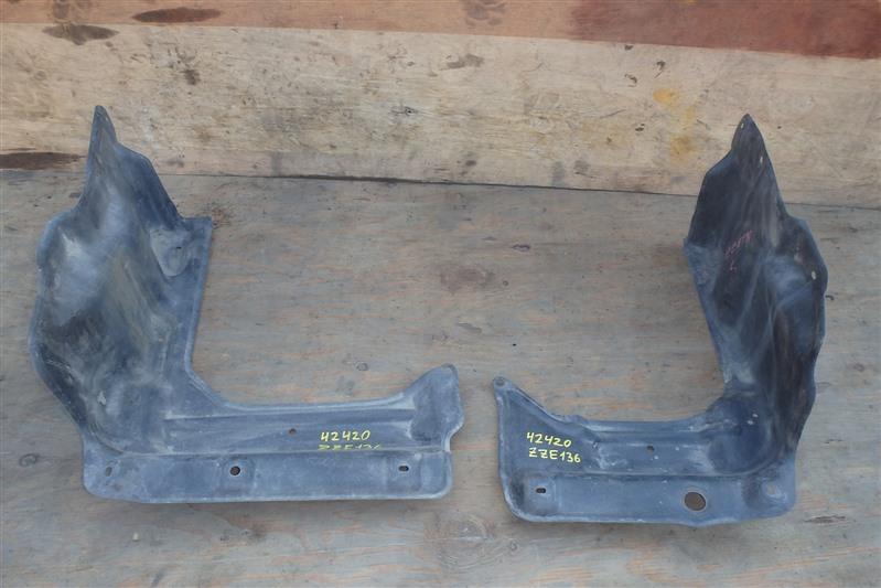 Защита двс Toyota Voltz ZZE136 1ZZ-FE