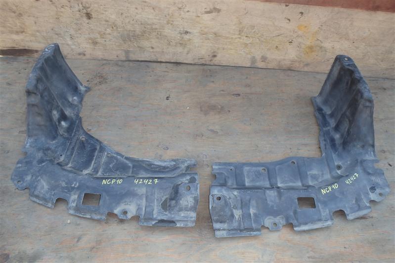 Защита двс Toyota Vitz NCP10 2NZ-FE