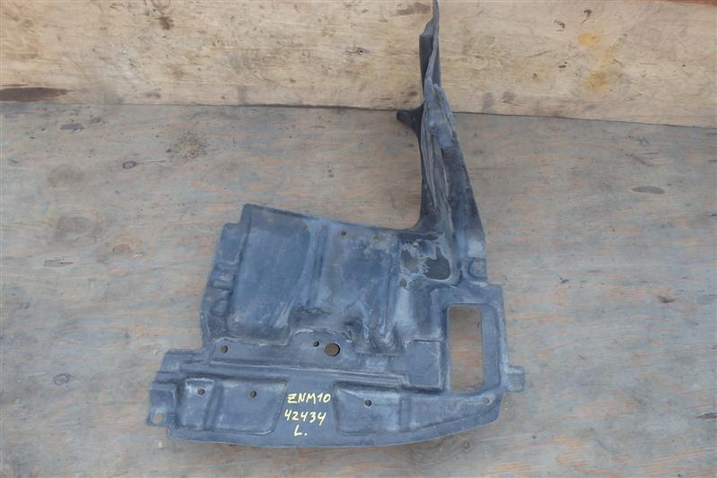 Защита двс Toyota Isis ZNM10 1ZZ-FE левая