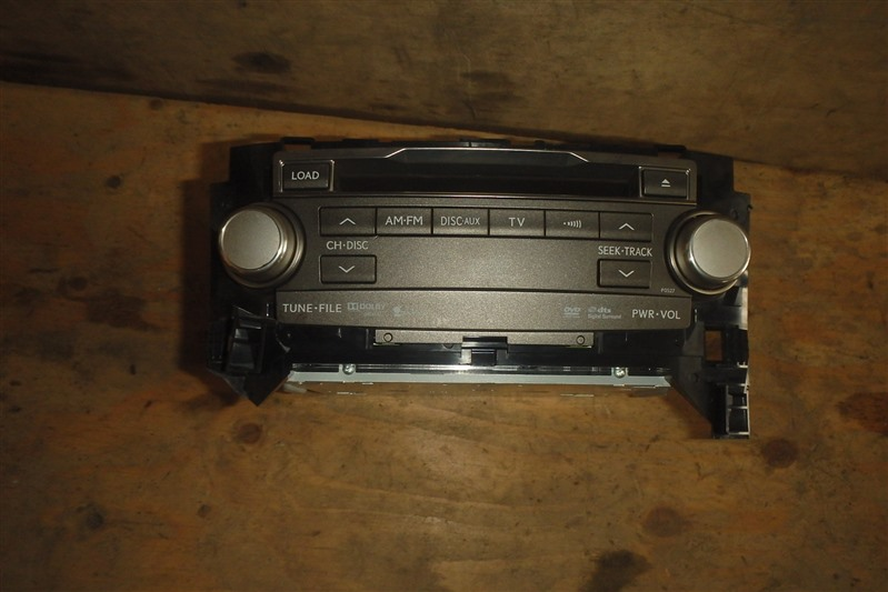 Магнитофон Lexus Ls600Hl UVF46 2UR-FSE 2011