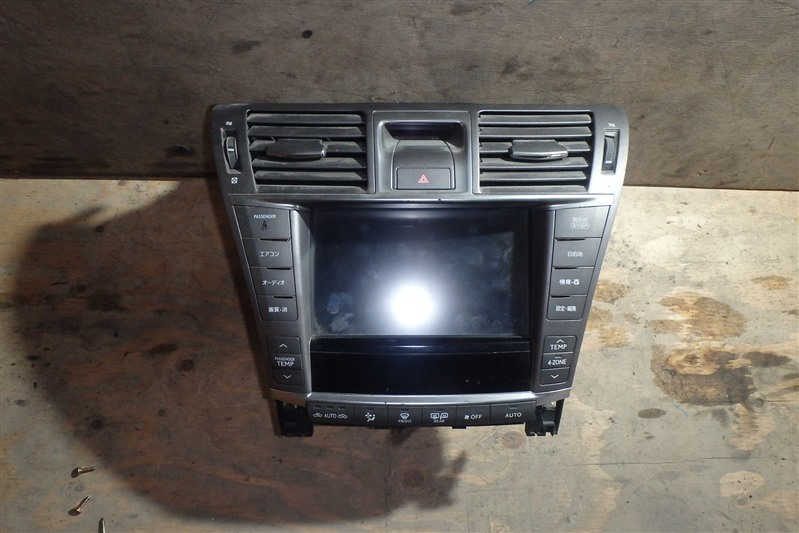 Монитор Lexus Ls600Hl UVF46 2UR-FSE 2011