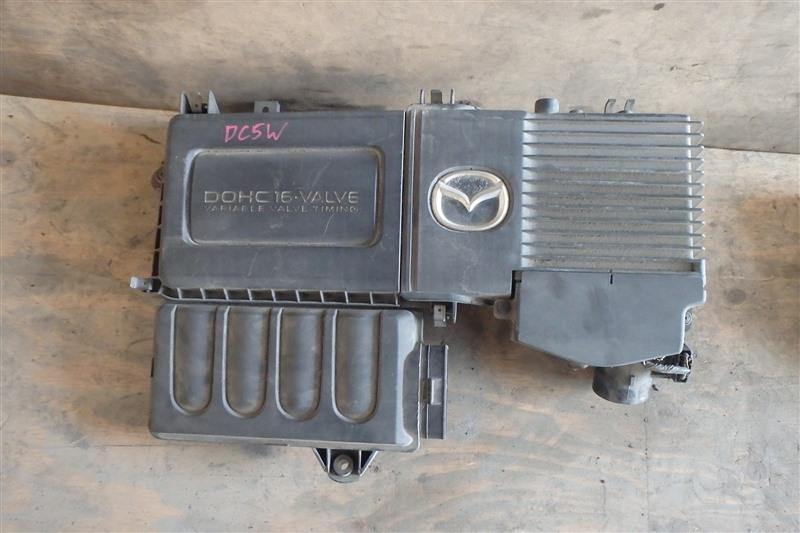 Блок efi Mazda Verisa DC5W ZY-VE