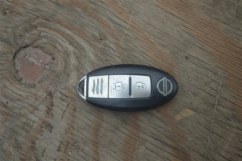 Чип-ключ Nissan Dualis KJ10 MR20DE 2008