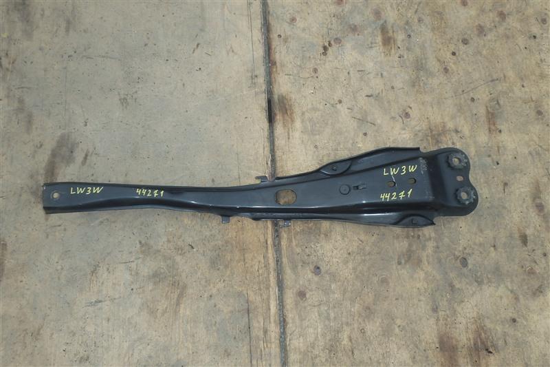 Балка продольная Mazda Mpv LW3W L3 2002 передняя