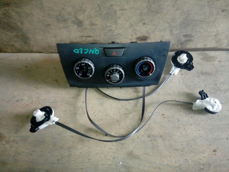 Климат-контроль Toyota Bb QNC20 K3-VE 2006