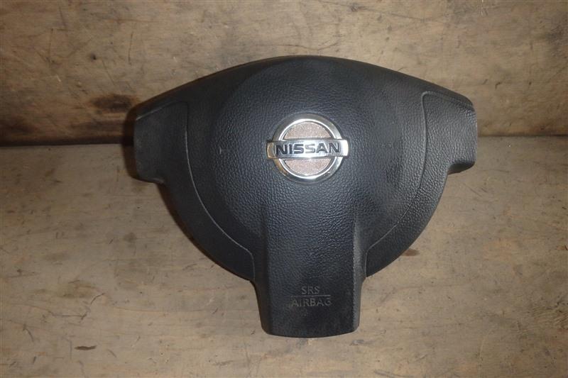 Airbag на руль Nissan Dualis KJ10 MR20DE 2008
