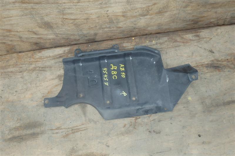 Защита двс Nissan Cube AZ10 CGA3 2001 правая