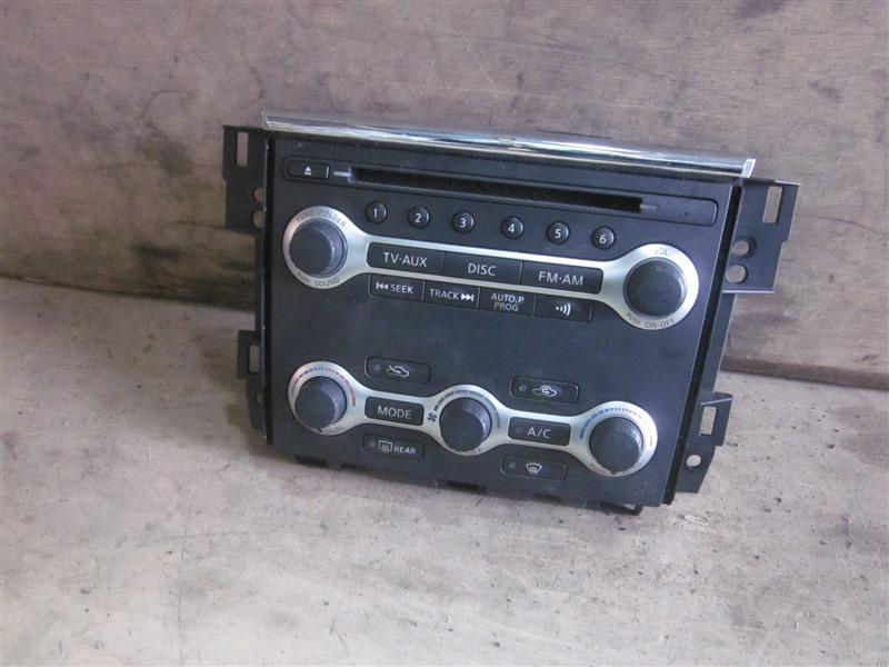 Магнитофон Nissan Teana J32 VQ25DE 2010