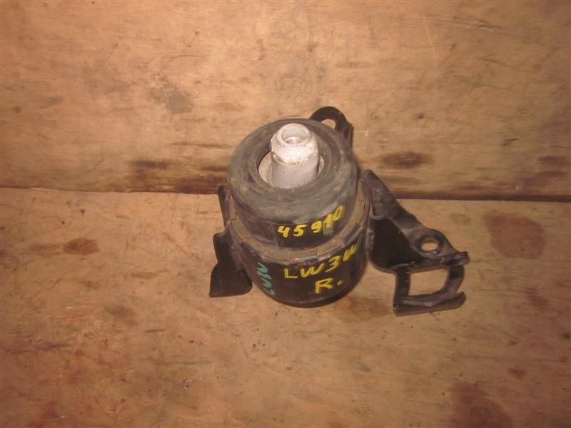 Подушка двигателя Mazda Mpv LW3W L3 2002 правая