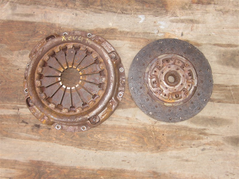 Корзина сцепления Hino Dutro XZU411 S05D-D 2005