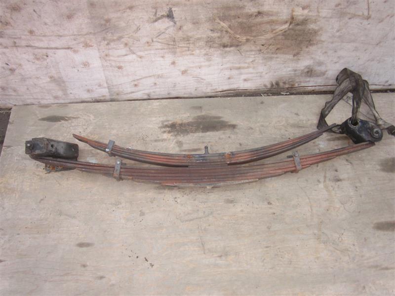 Рессоры Mitsubishi Canter FE82 4M51 задние