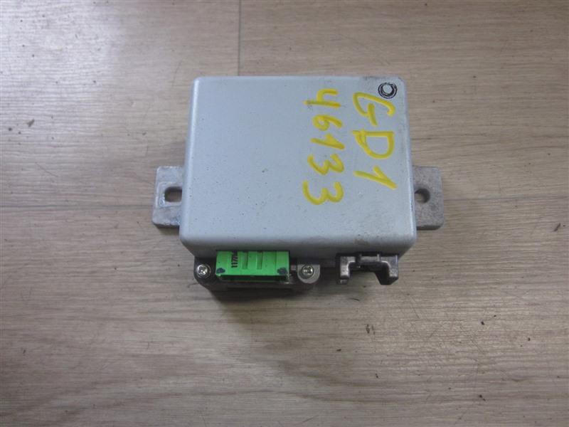 Блок управления рулевой рейкой Honda Fit GD1 L13A 2005