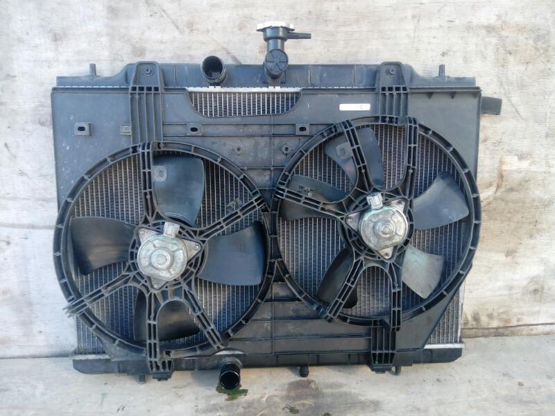 Радиатор Nissan Serena NC26 MR20DD 2012