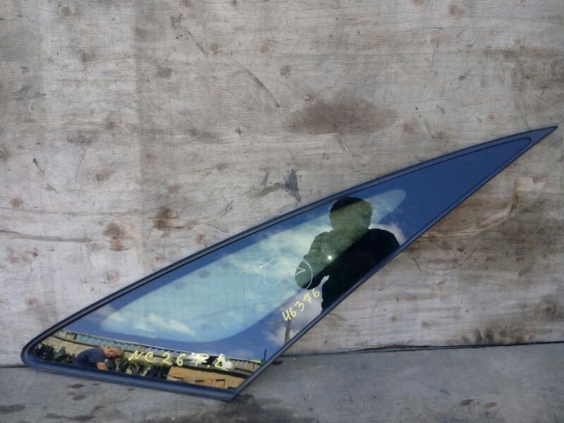 Форточка кузова Nissan Serena NC26 MR20DD 2012 передняя левая