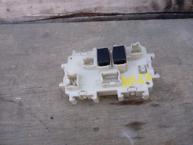 Блок предохранителей Nissan Serena NC26 MR20DD 2012