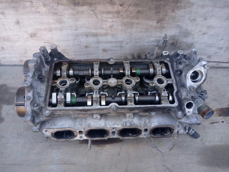Головка блока цилиндров Nissan Serena NC26 MR20DD 2012
