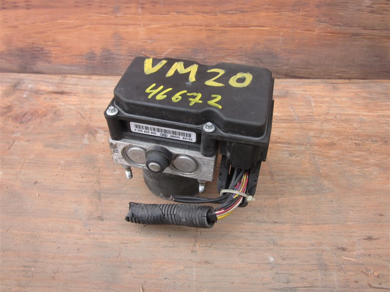 Блок abs Nissan Nv200 VM20 HR16DE