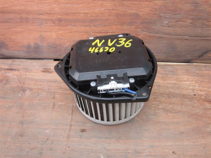 Мотор печки Nissan Skyline NV36 VQ25HR 2011
