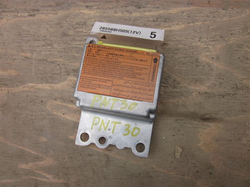 Блок srs Nissan Xtrail PNT30 SR20VET 2004