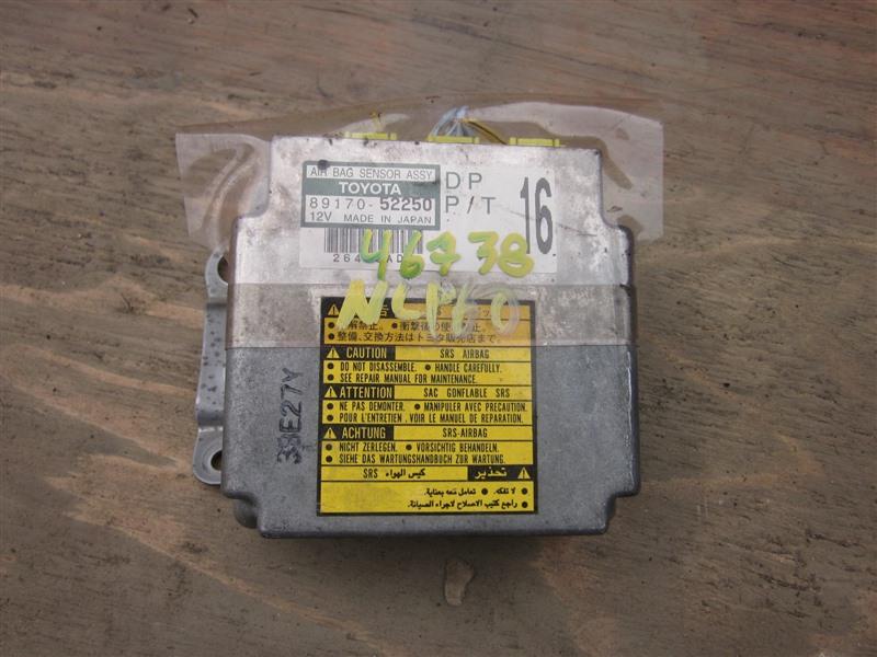 Блок srs Toyota Ist NCP60 2NZ-FE 2002