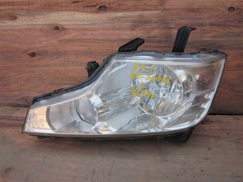 Фара Honda Step Wagon RK1 R20A 2010 передняя левая