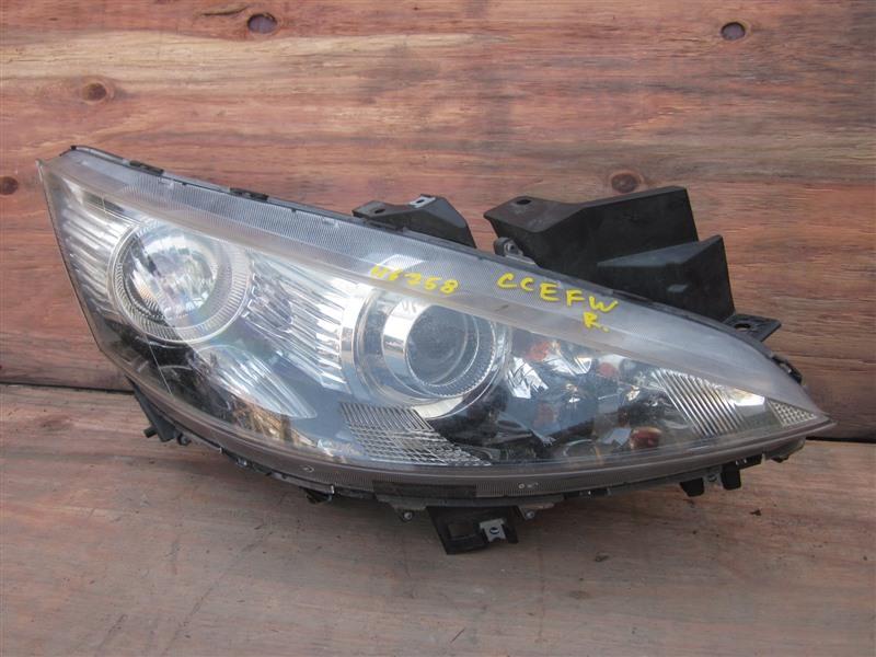 Фара Mazda Biante CCEFW LF-VD 2012 передняя правая