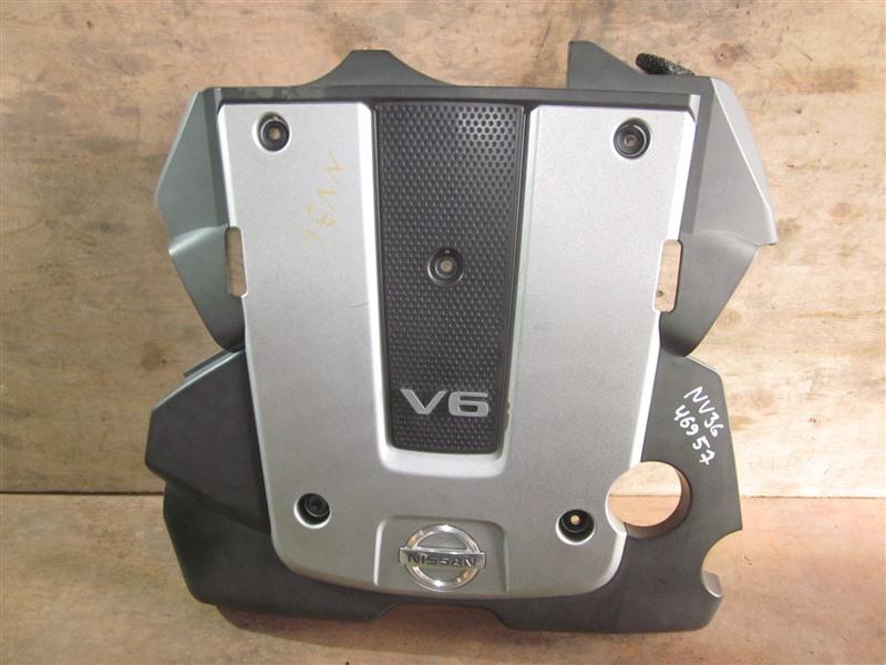 Крышка двигателя пластик Nissan Skyline NV36 VQ25HR 2011