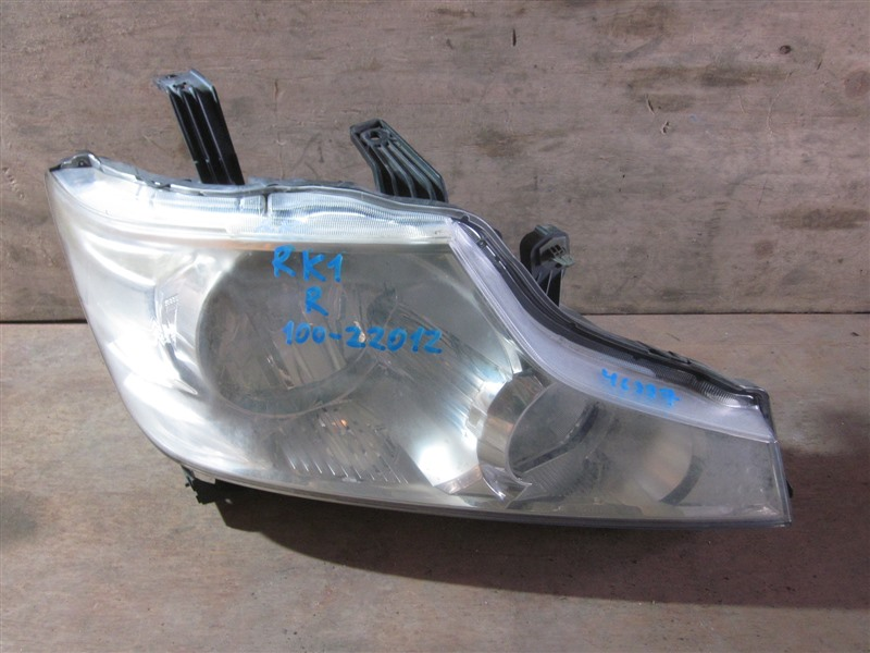 Фара Honda Step Wagon RK1 R20A 2010 передняя правая