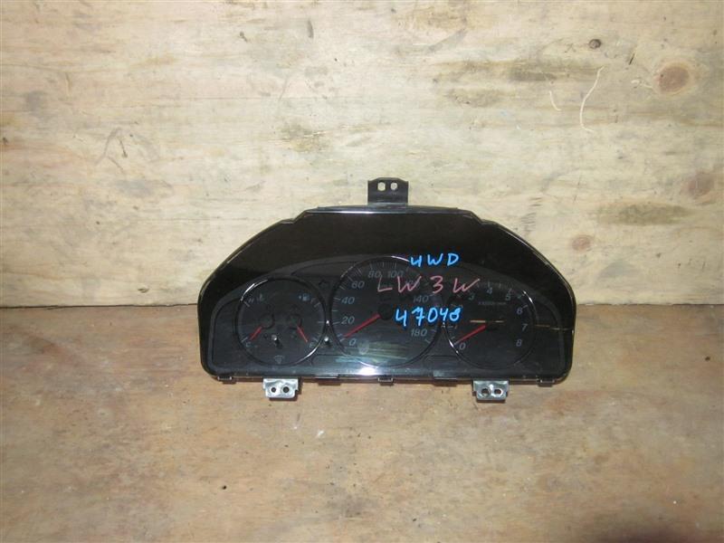 Спидометр Mazda Mpv LW3W L3-VE 2004
