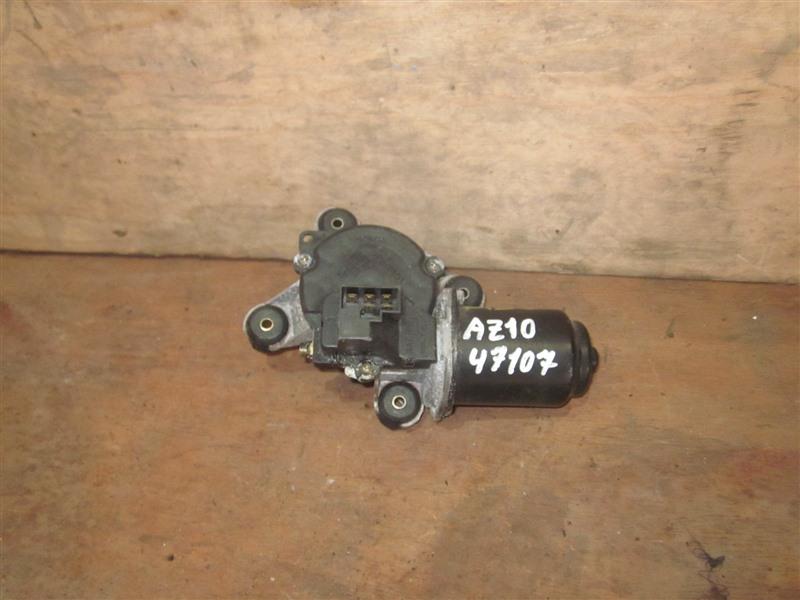 Мотор дворников Nissan Cube AZ10 CGA3 2001 передний