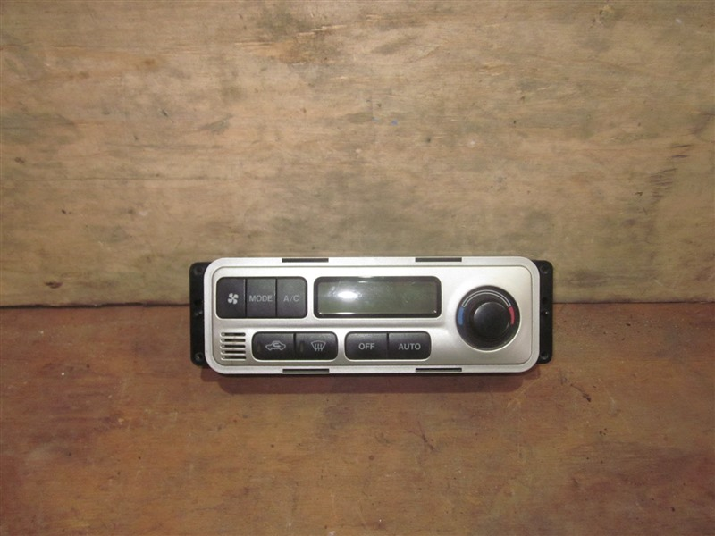 Климат-контроль Suzuki Alto Lapin HE21S K6A 2007