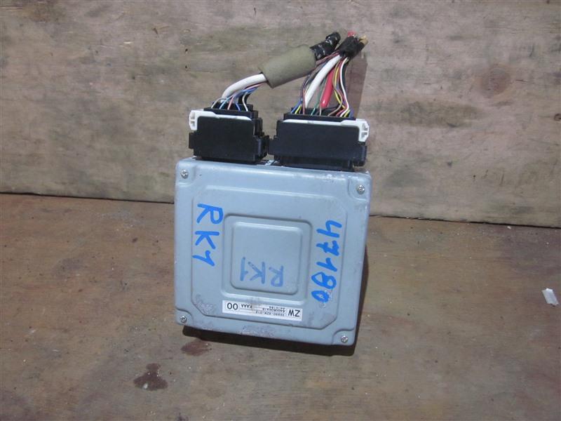 Блок управления рулевой рейкой Honda Step Wagon RK1 R20A 2010