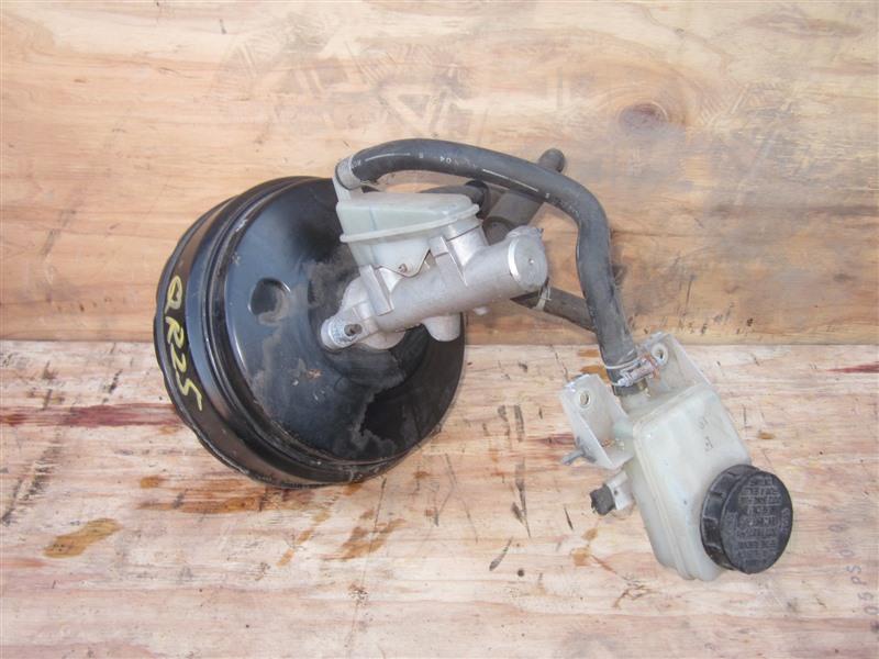 Главный тормозной цилиндр Nissan Presage TNU31 QR25DE 2004