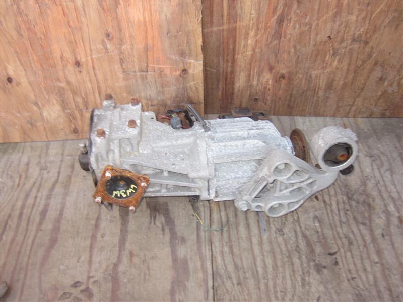 Редуктор Mazda Mpv LW3W L3-VE 2004 задний