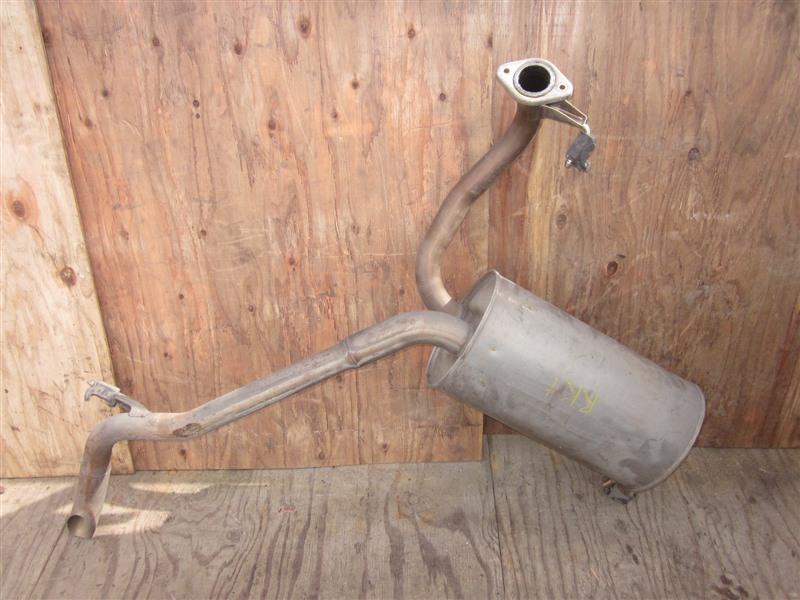 Глушитель Honda Step Wagon RK1 R20A 2010 задний