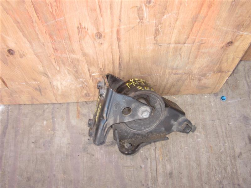 Подушка двигателя Nissan Xtrail PNT30 SR20VET 2004 задняя
