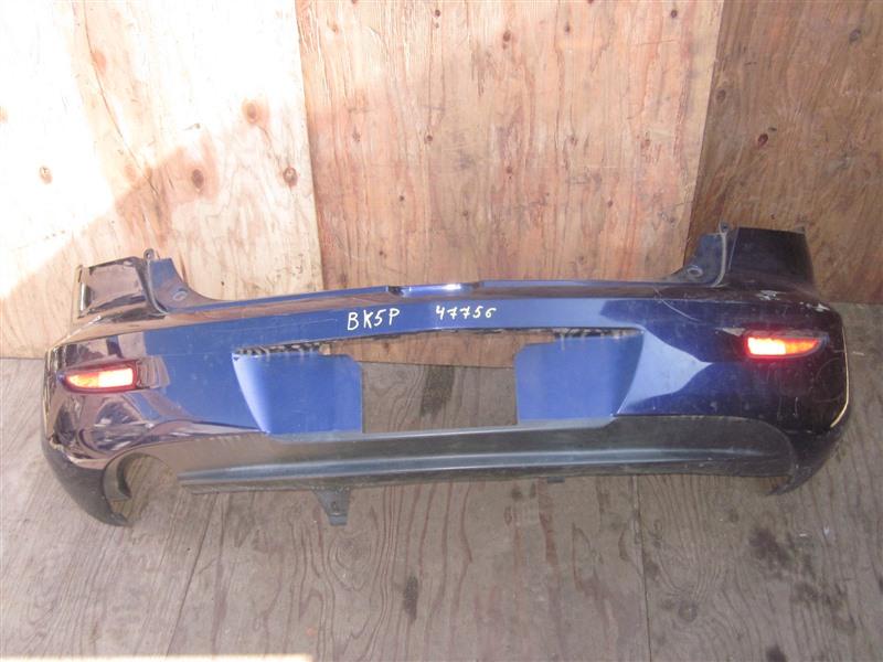 Бампер Mazda Axela BK5P ZY задний