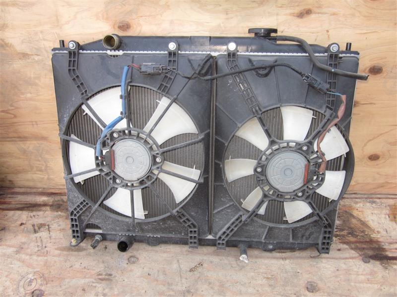 Радиатор Honda Step Wagon RK1 R20A 2010