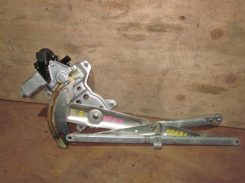 Стеклоподъемник Suzuki Alto Lapin HE21S K6A 2007 передний правый