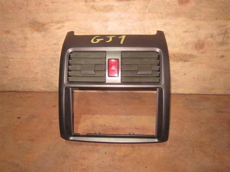 Консоль магнитофона Honda Airwave GJ1 L15A 2007