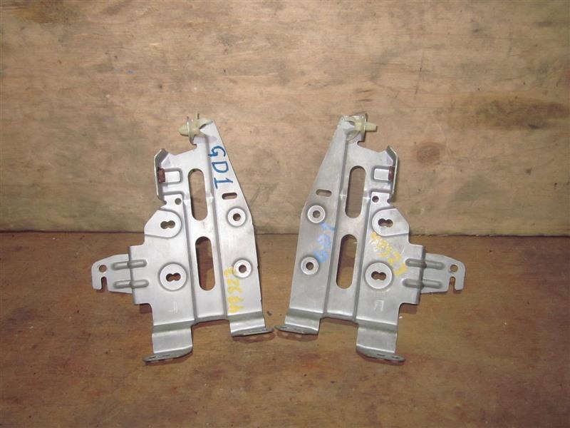 Крепление магнитофона Honda Fit GD1 L13A 2006