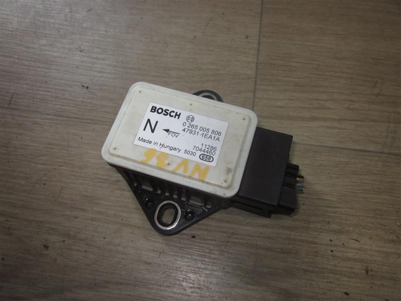 Датчик замедления Nissan Skyline NV36 VQ25HR 2011