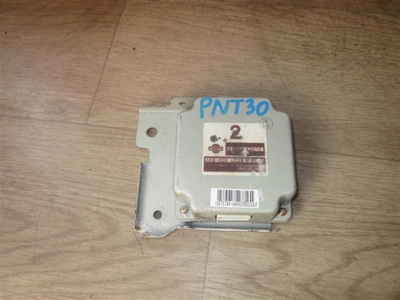 Блок управления Nissan Xtrail PNT30 SR20VET 2004