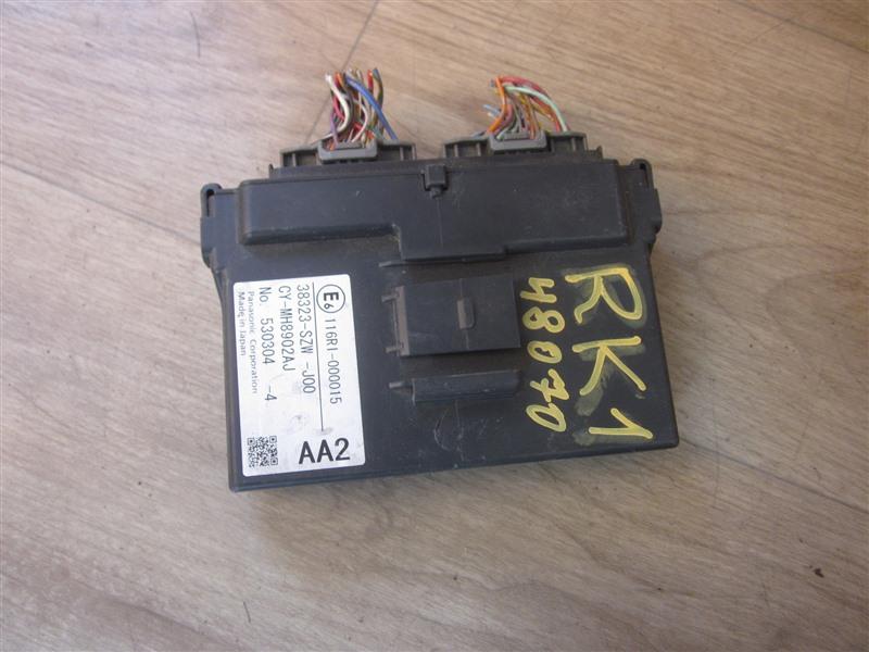 Блок управления Honda Step Wagon RK1 R20A 2010