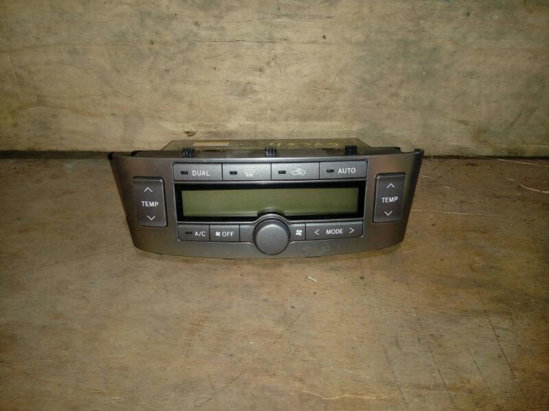 Климат-контроль Toyota Avensis AZT250 1AZ-FSE 2005