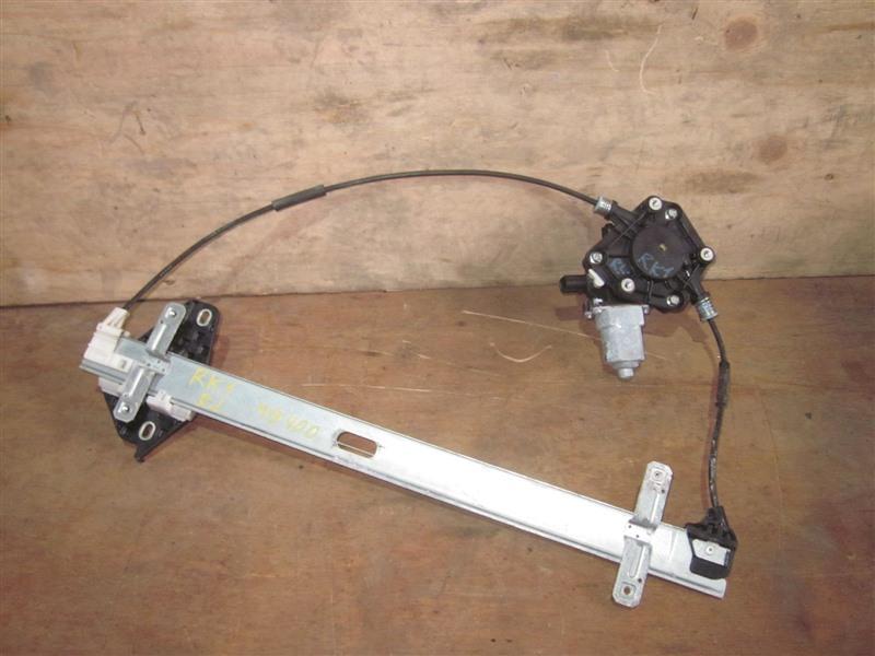Стеклоподъемник Honda Step Wagon RK1 R20A 2010 задний левый