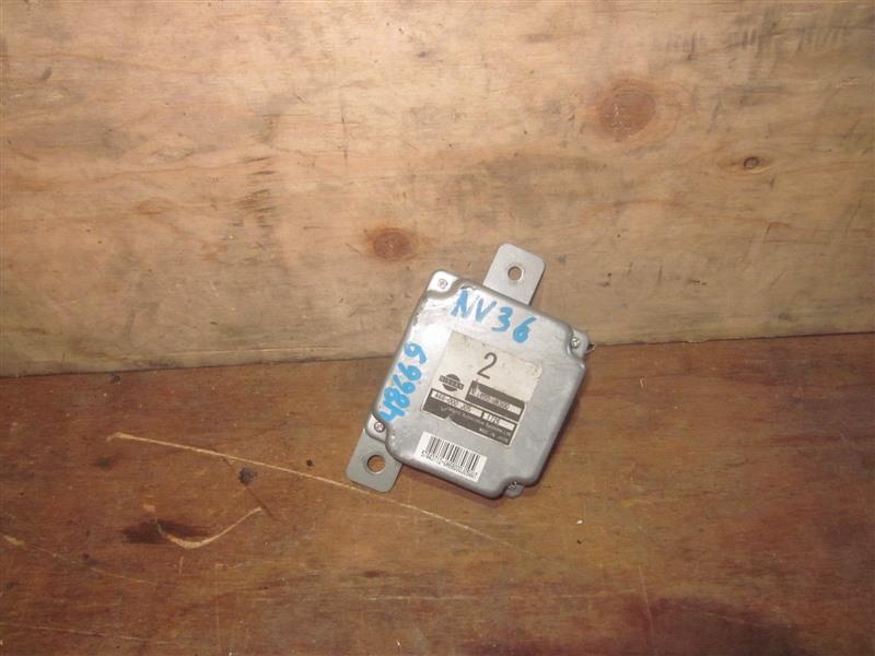 Блок управления 4wd Nissan Skyline NV36 VQ25HR 2011