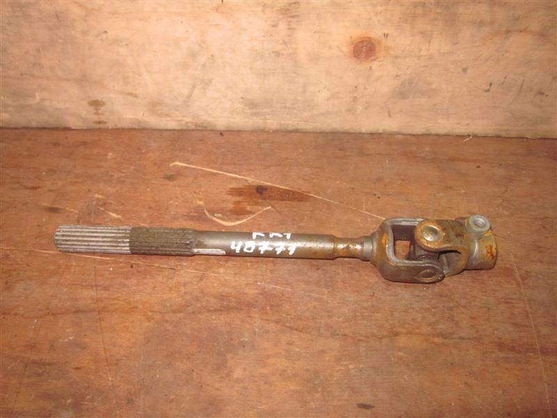 Карданчик рулевой Honda Step Wagon RK1 R20A 2010 нижний